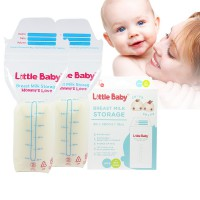 Little Baby Breast Milk Storage BPA Free - Kantong Susu ASI - Isi 30