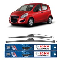 Bosch Sepasang Wiper Frameless New Clear Advantage Mobil Suzuki Splash 22' & 16' - 2Buah/Set