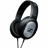 Headset Sennheiser HD180 - Hitam (Free waterprof)