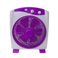 Sanex Kipas Angin Meja Model Box Fan 12 Inch SB 818