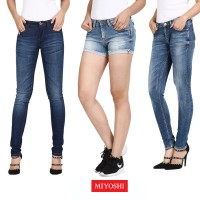 Miyoshi Jeans - Premium Denim Collection - Indigoclusters - AAMY