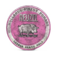 Reuzel Grease Heavy Oilbased Pomade - 4Oz