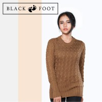 LONGFORD CABLE SWEATER