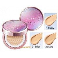 LANEIGE MILKY WAY BB CUSHION WHITENING COMPACT SET SPF50/PA+++