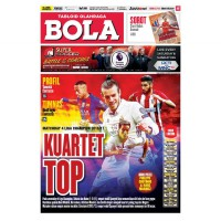 [SCOOP Digital] Tabloid Bola / ED 2712 NOV 2016