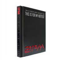 Ready Stock 2PM THIS IS FOR MY HOTTEST with DVD