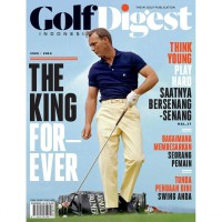[SCOOP Digital] Golf Digest Indonesia / NOV 2016