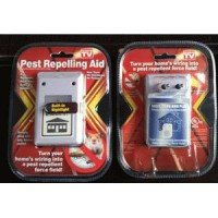 Riddex Plus Pengusir Nyamuk Kecoak Tikus Ultrasonic Repellent AS SEEN ON TV Pest Repelling Aid tanpa racun obat