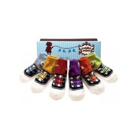 Petite mimi shoesock boy smiley / Kaos kaki bayi 0-12