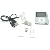 Pod MP4 Player 1.8 Inch LCD FM Radio