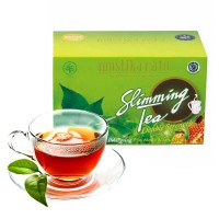 MUSTIKA RATU SLIMMING TEA HONEY LIME 15'S NP DOOS - TEH PELANGSING ALAMI