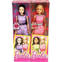 [Mainan Boneka] BONEKA BARBIE MATTEL (MIX MODEL)