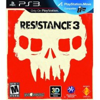 PS3 RESISTANCE 3 (USED)