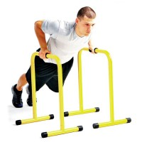 Dipstand / Push Up Stand Yellow Body Gym