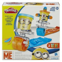 Play Doh Minion Stamp and Roll Set Despicable me Minions
