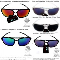 Kacamata Sunglass Oakley Deviation New Set
