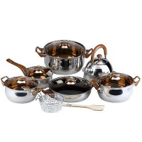 Oxone Eco Cookware set OX-933