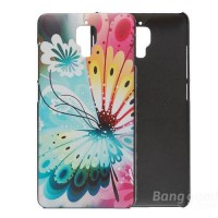 [globalbuy] Colorful Balloon Lion Star Butterfly Hard Plastic Protective Case for Xiaomi 4/1451004