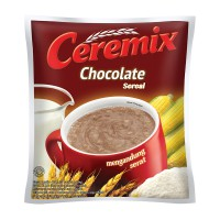 Cereal Coklat Ceremix 30 Gr - Isi 20 Sachet - Chocolate Cereal