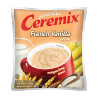 Ceremix Sereal French Vanilla (Isi 20 Sachet x 30 gr)