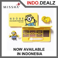 Missha Eye Color Studio Mini Minion Edition (Eye Shadow)