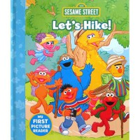 [HelloPandaBooks] Sesame Street Let's Hike! My First Picture Reader Book