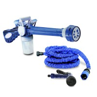 AIUEO Ez Jet Water Cannon + Selang X-Hose 52.5 meter ~ Limited Offe