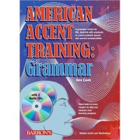American Accent Training: Grammar [With 2 CDs] (Paperback)