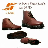 SEPATU ISLAND LADIES BOOTS HIGH QUALITY