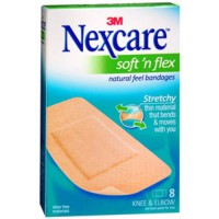 [macyskorea] Nexcare Comfort Flexible Fabric Bandage, Knee and Elbow/5977801
