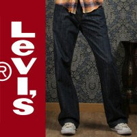 [Levis] Imported from USA Levis jeans 569-2450 (Loose Straight Fit)