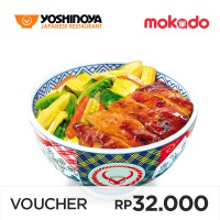 Yoshinoya - TERIYAKI Chicken Bowl Size Regular