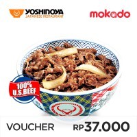 Yoshinoya - YAKINIKU Beef Bowl Size Regular