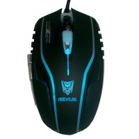 Rexus Mouse Gaming USB RXM-X5 - Hitam