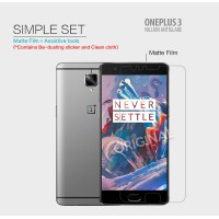 OnePlus Three Nillkin Antiglare Screen Guard Antigores