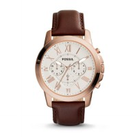 Fossil FS4991 Brown Rosegold