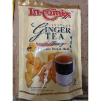 In-Comix Instant Ginger Tea with Honey Teh Halia dengan Madu Halal