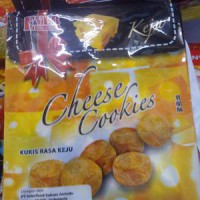 Ever Delicious Cheese Cookies Kukis Rasa Keju 30pcs Enak