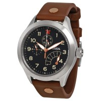 FOSSIL CH2939 BROWN LEATHER