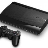 Sony Playstation 3 Superslim - Black