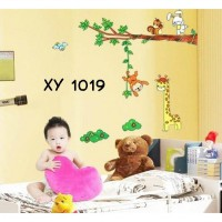 Wallsticker Uk.60x90 Wallstiker Dahan Jerapah