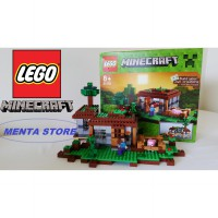 LEGO Minecraft # 21115 The First Night Series Building Toy