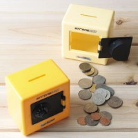 PVC dial ll bank Piggy bank safe deposit box interior East traditional character promotional children gifts