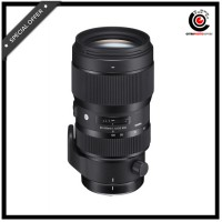 Sigma for Canon 50-100mm f/1.8 DC HSM Art