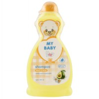 My Baby Shampoo Candle Nut & Avocado 200ml