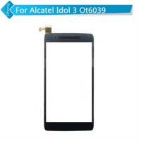 [globalbuy] 4.7 inch Touch Screen Digitizer For Alcatel One Touch Idol 3 6039Y 6039 OT6039/2916994