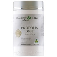 Healthy Care Ultra Premium Propolis 3800 mg - 200 Kapsul