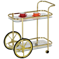 Atria Nori Serving Cart