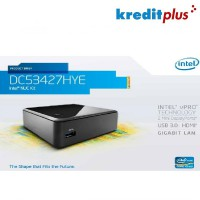 Intel NUC Core i5-3247U Processor Include SSD Intel M-SATA dan Memory DDR3