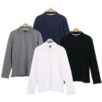 [POOL 01] CLEARANCE SALE! POLO LONG SLEEVE BRANDED MAN AVAIL IN 4 COLOURS! BRAND FROM SPAIN!